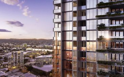 Project Update: Ivy and Eve Tower Brisbane