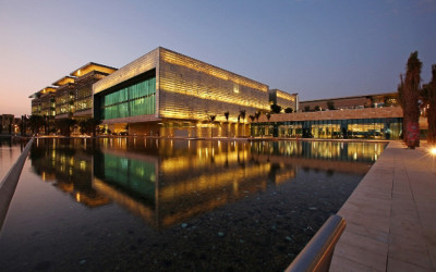 Kaust in Jeddah – Saudi Arabia