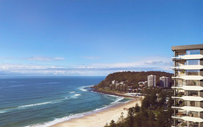 Boardwalk Residential Tower – Burleigh Heads, QLD