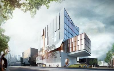 John Wardle Architects wins Melbourne Conservatorium of Music competition