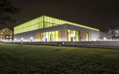 Project Update: Neumatt Sports Hall Switzerland
