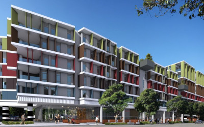 Paragon Apartments – Zetland, NSW