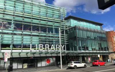 Woollahra Council Public Library – Double Bay, NSW