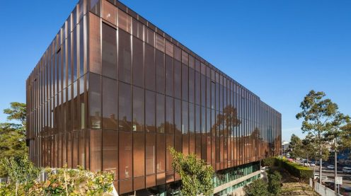 Featured Article: Innovative Façade Finishes