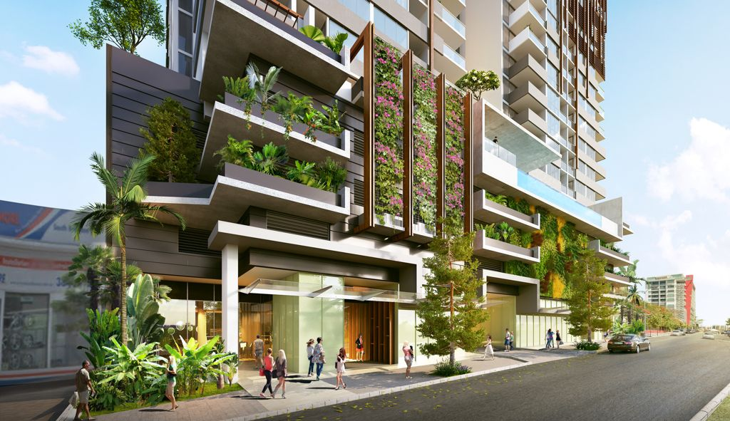 Ivy & Eve Apartments – South Brisbane, QLD