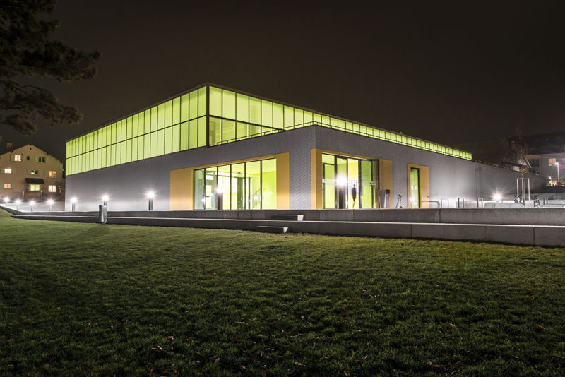Project Update: Neumatt Sports Hall Switzerland