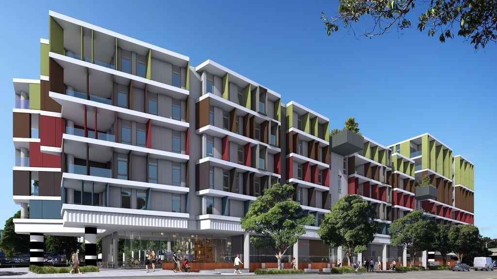 Paragon Apartments – Zetland, NSW
