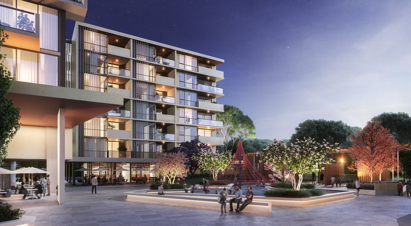 Poly Horizon Apartments & Retail – Epping, NSW