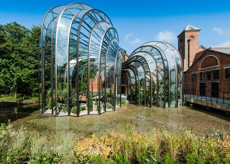Thomas Heatherwick's Gin Distillery for Bombay Sapphire
