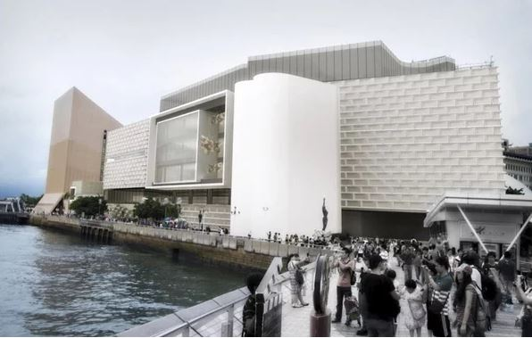 Hong Kong Museum of Art Evolves With New $120 Million Expansion