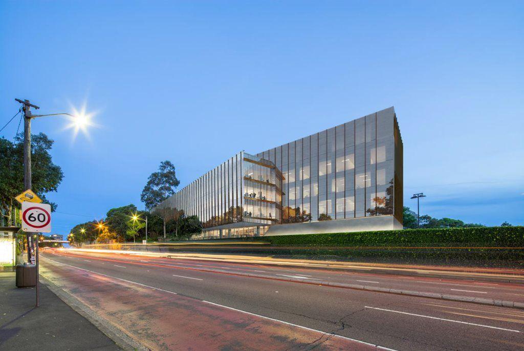 Sydney Uni building